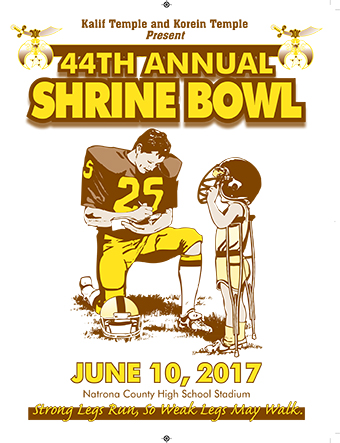 Wyoming Shrine Bowl