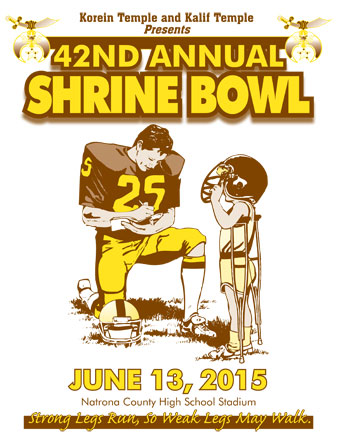 2016 Wyoming Shrine Bowl